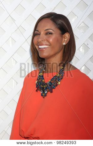 LOS ANGELES - AUG 8:  Salli Richardson Whitfield at the 17th Annual HollyRod Designcare Gala at the The Lot on August 8, 2015 in West Hollywood, CA