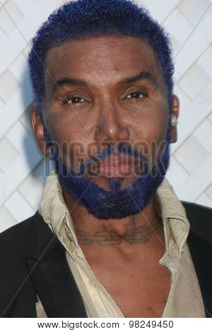 LOS ANGELES - AUG 8:  Norwood Young at the 17th Annual HollyRod Designcare Gala at the The Lot on August 8, 2015 in West Hollywood, CA