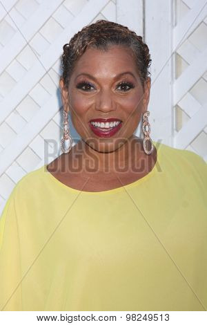 LOS ANGELES - AUG 8:  Rolanda Watts at the 17th Annual HollyRod Designcare Gala at the The Lot on August 8, 2015 in West Hollywood, CA