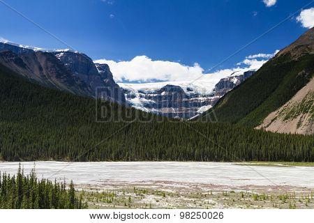 Stutfield Glacier