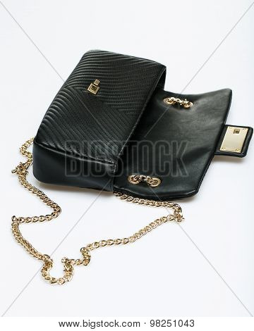 The Black Handbag