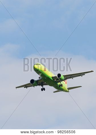 Airbus A320 S7 Airlines