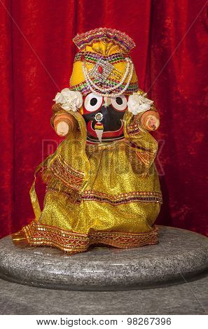 Jagannath Lord Of The Universe