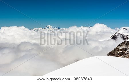 Mountain view.