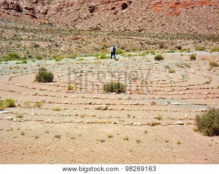 Desert Labrinth