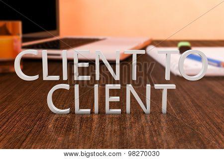 Client To Client