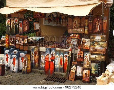 Jacob Market in Szczecin