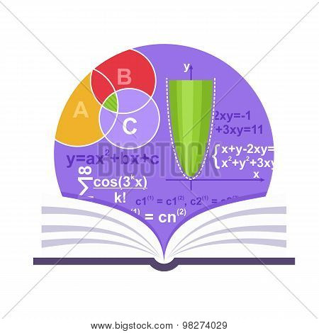 Mathematics Emblem
