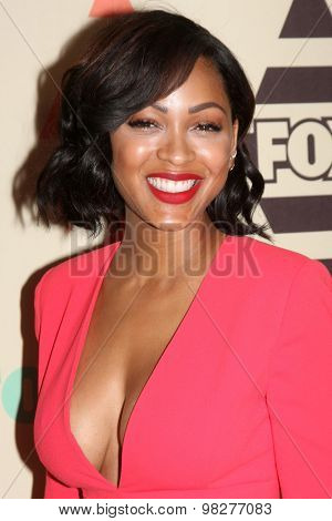 LOS ANGELES - AUG 6:  Megan Good at the FOX Summer TCA All-Star Party 2015 at the Soho House on August 6, 2015 in West Hollywood, CA