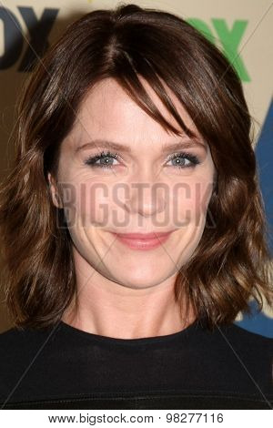 LOS ANGELES - AUG 6:  Katie Aselton at the FOX Summer TCA All-Star Party 2015 at the Soho House on August 6, 2015 in West Hollywood, CA