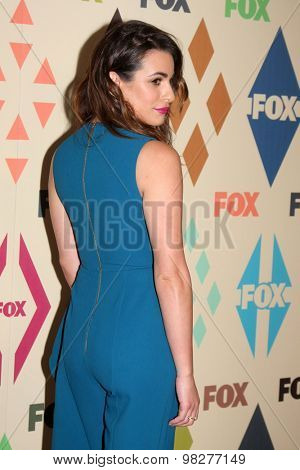 LOS ANGELES - AUG 6:  Lea Michele at the FOX Summer TCA All-Star Party 2015 at the Soho House on August 6, 2015 in West Hollywood, CA
