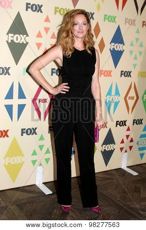 LOS ANGELES - AUG 6:  Judy Greer at the FOX Summer TCA All-Star Party 2015 at the Soho House on August 6, 2015 in West Hollywood, CA