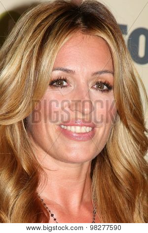 LOS ANGELES - AUG 6:  Cat Deeley at the FOX Summer TCA All-Star Party 2015 at the Soho House on August 6, 2015 in West Hollywood, CA