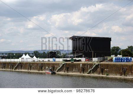Concert Area Mainz