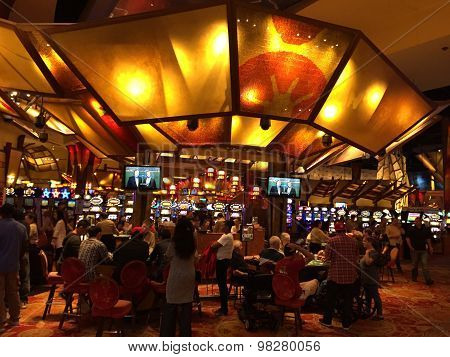 Mohegan Sun Casino and Hotel in Uncasville, Connecticut