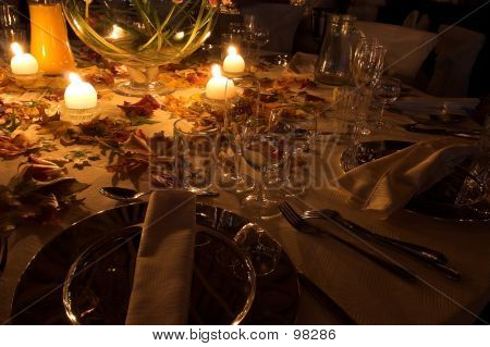 Tablesetting #1