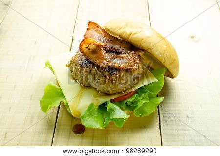 Meat Hamberger