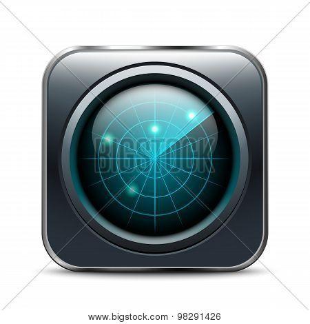 Radar App Icon