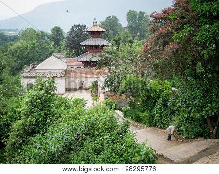 Hindu Religious Temple