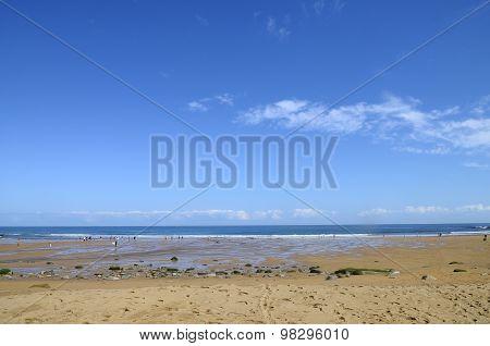 Meron Beach In Spain