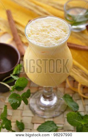 Indian Mango Lassi