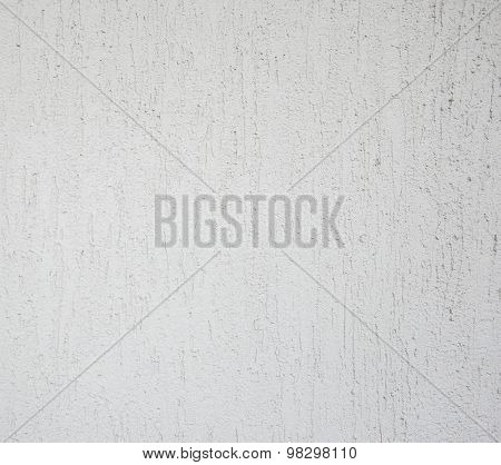 Old white wall