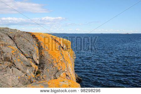 Bamble coast, Norway