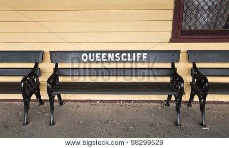 Queenscliff Railway Station