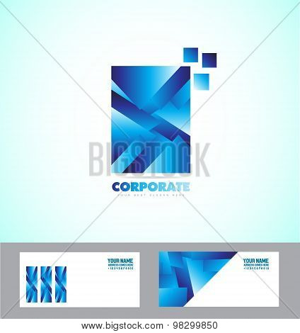 Corporate Business Sign Logo