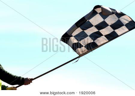 Checkered Flag 01