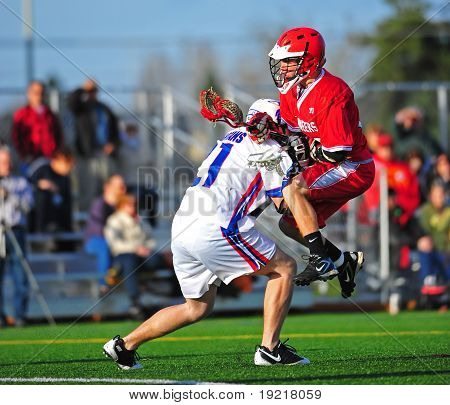 Lacrosse push