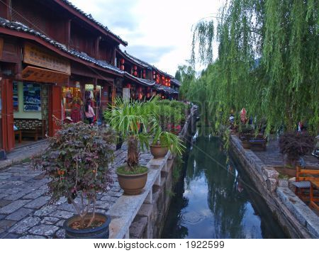 A Historical Town - Lijiang