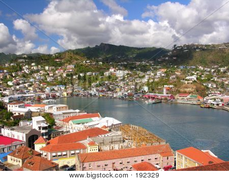 Caribbean Port