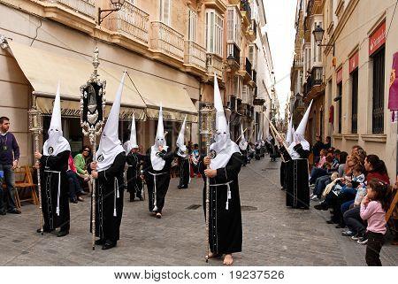 Semana Santa (Holy Week) Procession