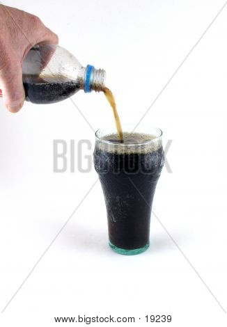 Pouring Soda