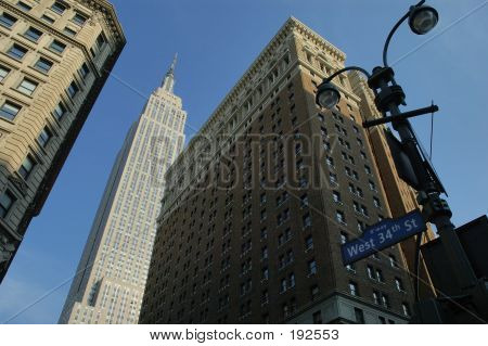 Empire State Bldg/herald Square