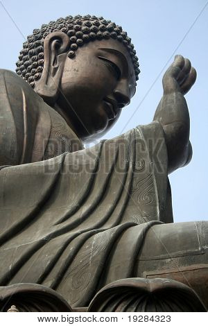 The Giant Budda