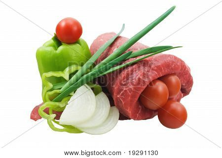Beef And Vegetables