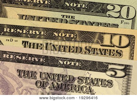 Uncirculated USA Banknotes
