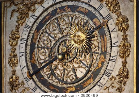 Astronomical Clock (Close-Up)