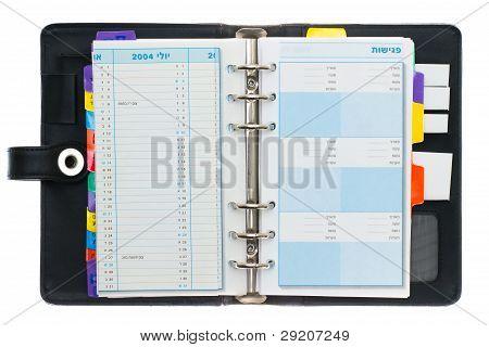 Organizador personal