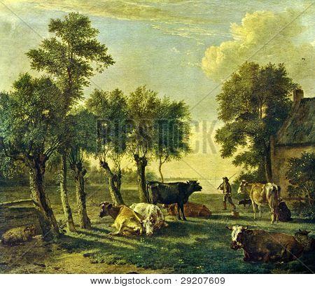 Paul Potter (1625 - 1654)