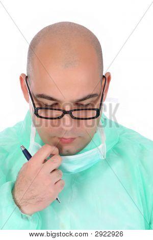 Surgeon Thinking
