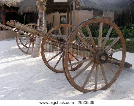 rickshaw carriage