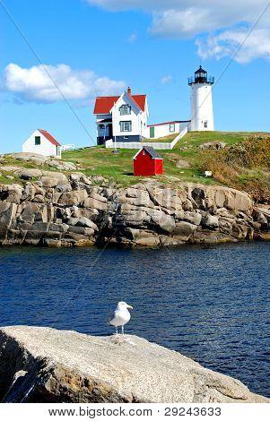Nubble Lighthouse, Maine