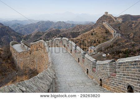 Great Wall of China, Jinshanling section
