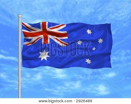 Australia Flag 1