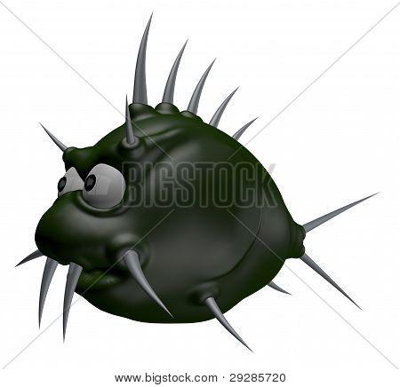 Prickles Fish