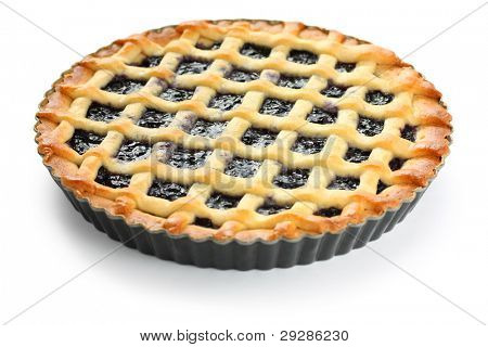 crostata, italian homemade tart