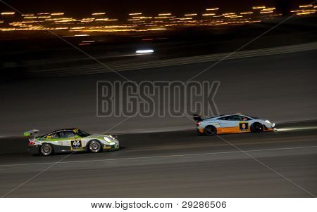 2012 Dunlop 24 Hours Race In Dubai